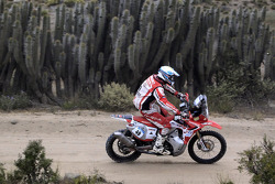 #49 Honda: Pablo Rodriguez