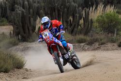 #50 Honda: Juan Carlos Salvatierra