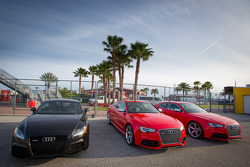 Audi RS5 and RSTT