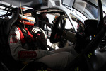 #24 Audi Sport Customer Racing/AJR Audi R8 Grand-Am: Filipe Albuquerque practices driver changes