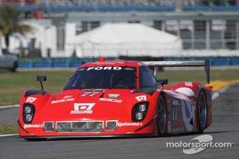 #77 Doran Racing Ford Riley: Jim Lowe, Paul Tracy, Jon Bennet, Colin Braun