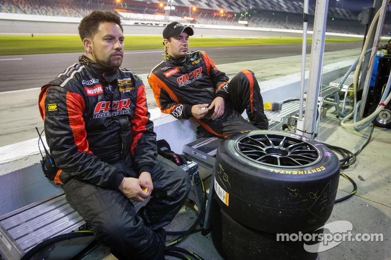 APR Motorsport team members