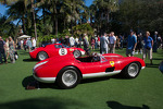 1957 Ferrari 500 TRC; 1964 Ferrari 250 LM