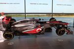 The new McLaren MP4-28 is unveiled