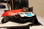 Sauber C32 front wing
