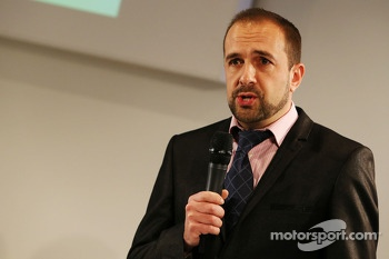 Matt Morris, Sauber Chief Designer