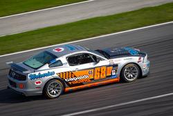 #68 Capaldi Racing Mustang Boss 302R GT: Craig Capaldi