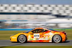 #89 Ferrari of Ontario Ferrari 458: Ryan Ockey