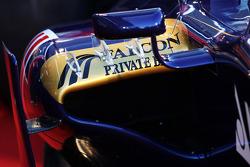 Scuderia Toro Rosso STR8 sidepod