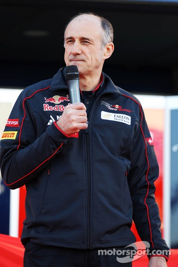 Franz Tost, Scuderia Toro Rosso Team Principal