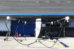 McLaren pit stop equipment