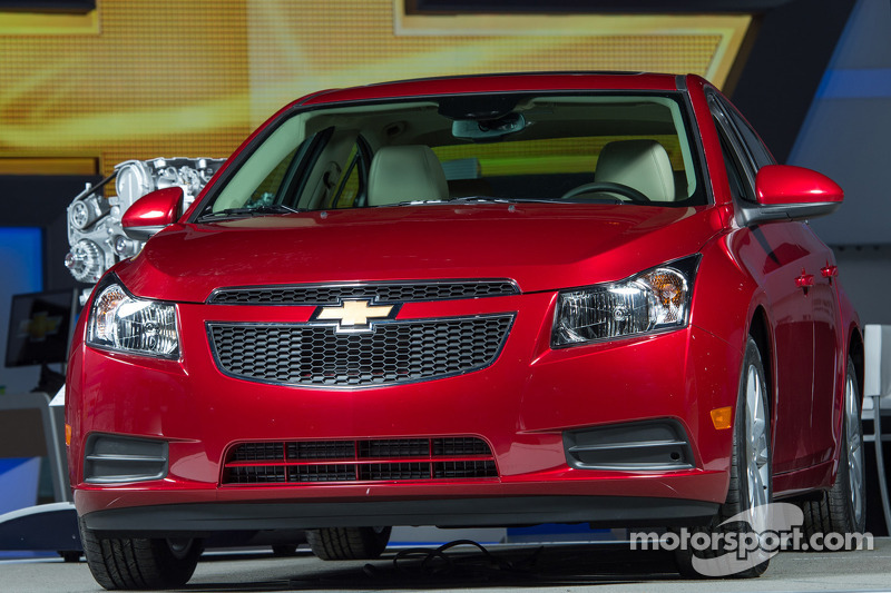 The 2014 Chevrolet Cruze Clean Turbo Diesel