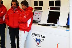 Luiz Razia, Marussia F1 Team