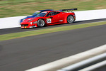 #58 AF Corse SRL Ferrari 458: Steve Wyatt, Michele Rugolo, Marco Cioci