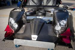 Bodywork parts for #6 Muscle Milk Pickett Racing HPD ARX-03c Honda