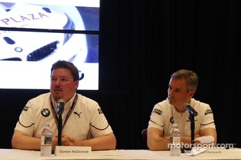 Gordon McDonnel, BMW Motorsport North America, Jens Marquardt, Head of BMW Motorsport