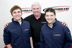 Motorbase Performance confirm drivers for 2013