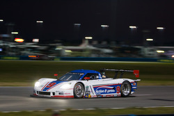 #9 Action Express Racing Corvette DP: Joao Barbosa, Mike Rockenfeller, Brian Frisselle, Burt Frisselle, Christian Fittipaldi