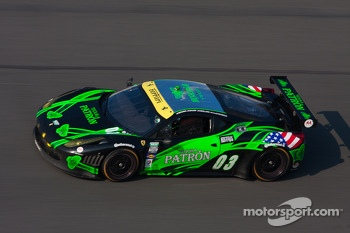 #03 Extreme Speed Motorsports Ferrari 458: Ed Brown, Mike Hedlund, Scott Sharp, Johannes van Overbeek
