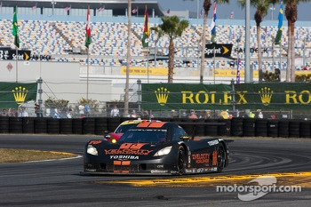 #10 Velocity Corvette DP: Max Angelelli, Jordan Taylor, Ryan Hunter-Reay