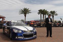 Mike Helton President of NASCAR