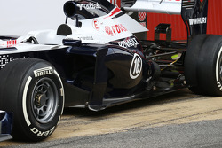 The 2013 Williams FW35