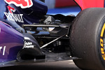 Red Bull Racing RB9 rear suspension detail