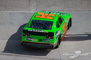 Danica Patrick retires with motor issues