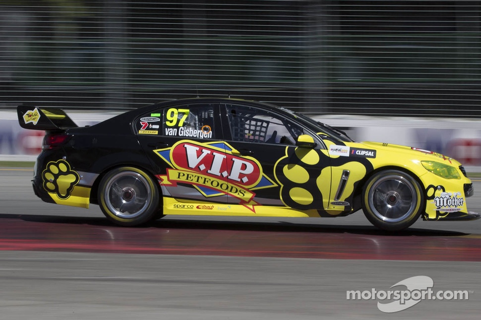 Shane Van Gisbergen, VIP Petfood Racing