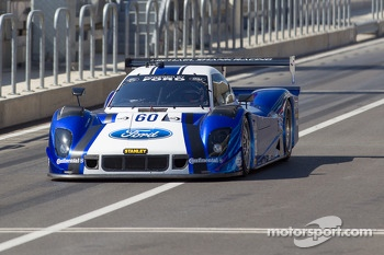 #60 Michael Shank Racing Ford Riley: John Pew, Oswaldo Negri
