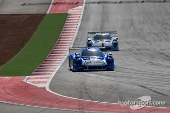 #6 Michael Shank Racing Ford Riley: Gustavo Yacaman, Antonio Pizzonia