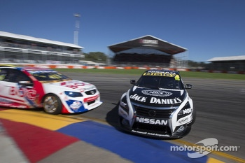 Trouble for Rick Kelly, Jack Daniels Racing