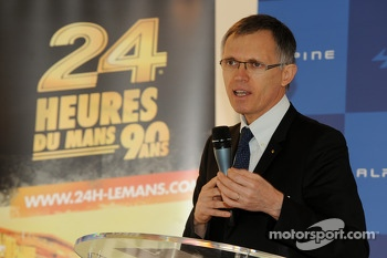 Carlos Tavares, operating chief of Renault
