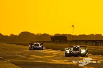 #12 Rebellion Racing Rebellion Lola B12/60 Toyota: Nicolas Prost, Nick Heidfeld, Neel Jani