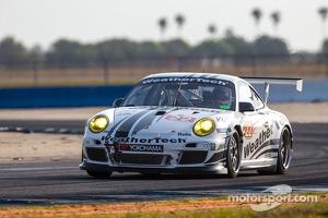#22 Alex Job Racing Porsche 911 GT3 Cup: Cooper MacNeil, Jeroen Bleekemolen, Dion von Moltke
