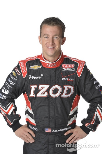 A.J. Allmendinger, Penske Racing