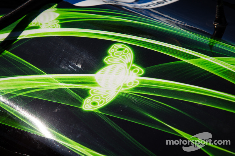 #01 Extreme Speed Motorsports HPD ARX-03b HPD detail