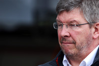 Керівник Mercedes AMG F1 Росс Браун