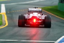 Valtteri Bottas, Williams FW35 leaves the pits
