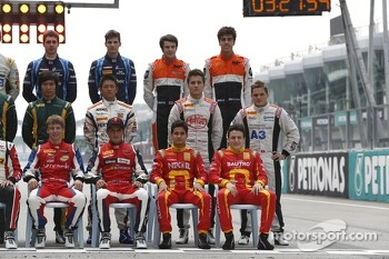 2013 GP2 class photo
