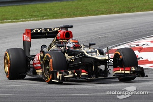 Kimi Raikkonen, Lotus F1 E21