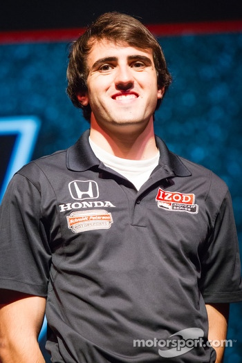 Drivers presentation: Tristan Vautier, Schmidt Peterson Motorsports Honda