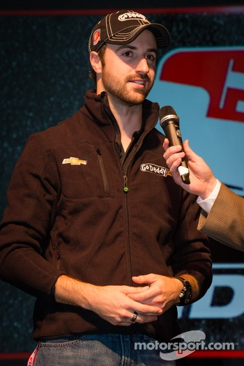 Drivers presentation: James Hinchcliffe, Andretti Autosport Chevrolet