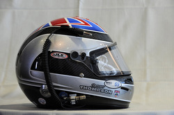 Helmet,  James Thompson, Lada Granta, LADA Sport Lukoil