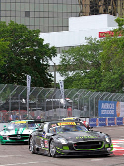 Peter LeSaffre, Green Hornet Racing/Fusion World Wide/Mercedes-Benz SLS GT3