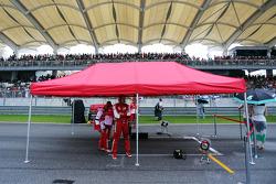 Ferrari grid