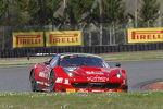 #30 SOFREV Auto Sport Promotion Ferrari 458 Italia: Soheil Ayari, Jean-Luc Beaubelique