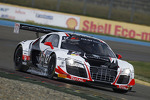 #12 Belgian Audi Club Team WRT Audi R8 LMS ultra: Ren Rast, Niki Mayr-Melnhof
