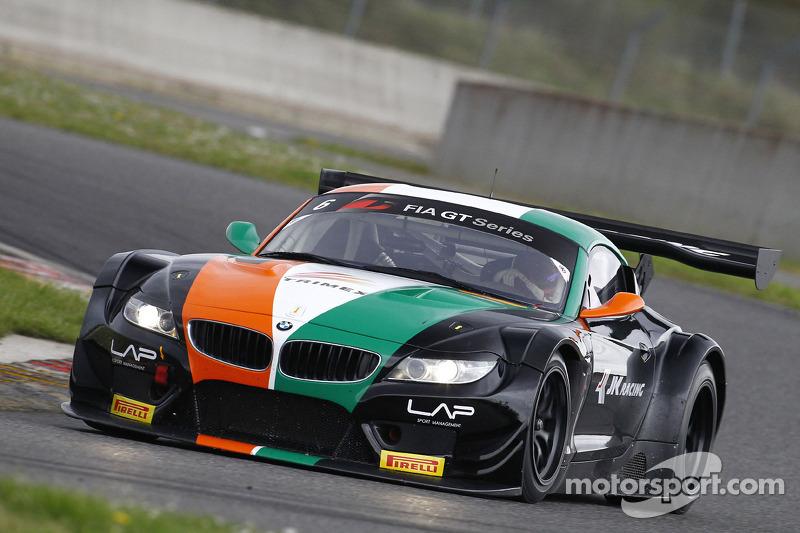 #6 BMW Sports Trophy Team India BMW Z4: Armaan Ebrahim, Matteo Cressoni