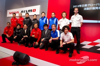 Nissan drivers for 2013